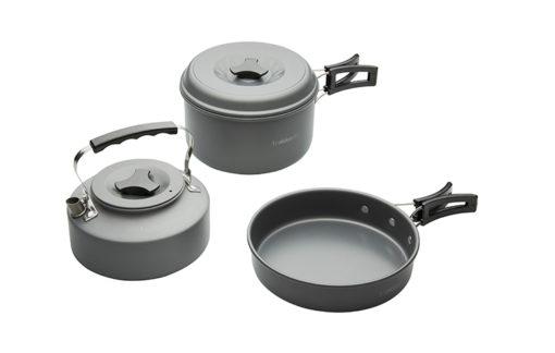 Trakker Armolife Complete Cookware Set 3