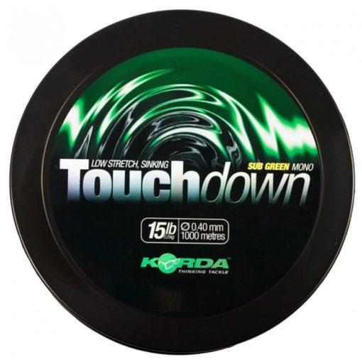 Korda Touchdown Green 3