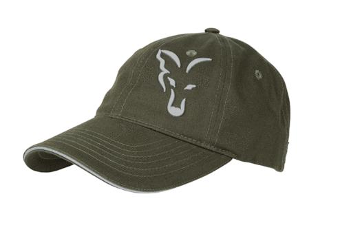 Fox Green Silver Baseball Cap 3