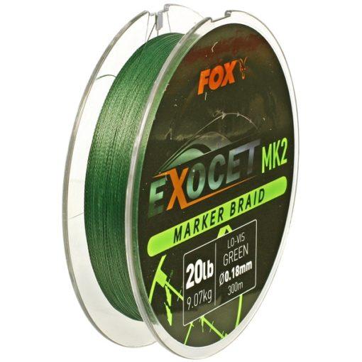 Fox Exocet MK2 Marker Braid 0,18mm 300m 3