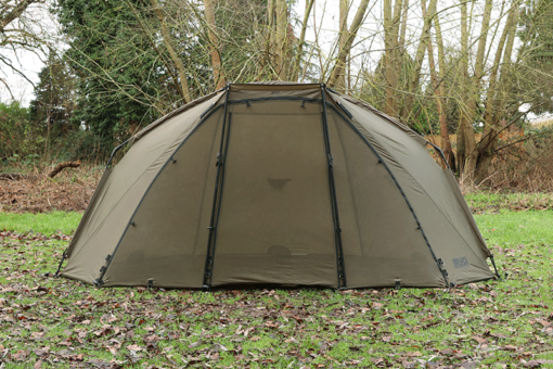 Fox Evo Compact Shelter Bivvy 4