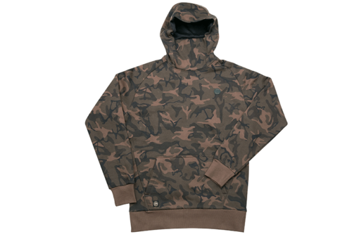 Fox Chunk Camo Edition Funnel Neck Hoodie 4