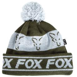 Fox Green Silver Lined Bobble 5