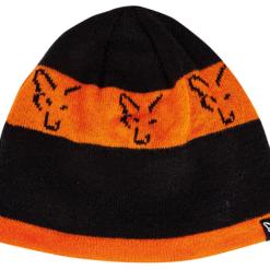 Fox Black Orange Beanie 5