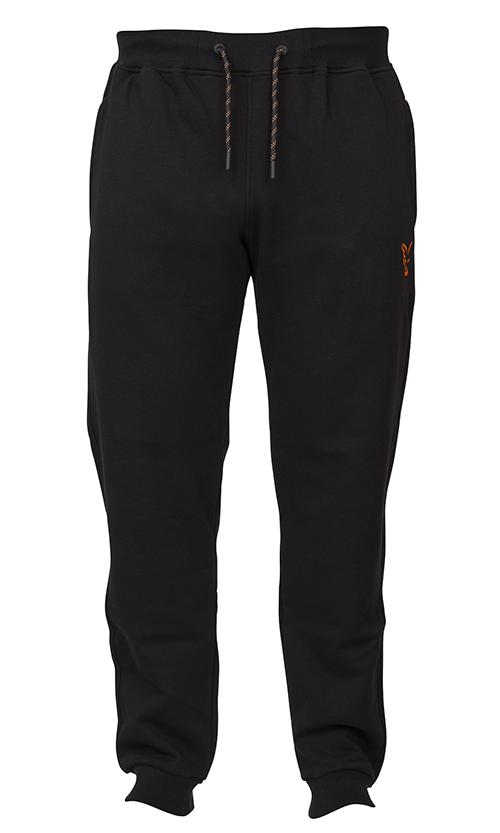 Fox Collection Black Orange Joggers 4