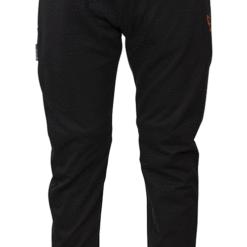 Fox Collection Black Orange Lightweight Joggers 8