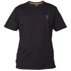 Fox Collection Black Orange T-Shirt 8