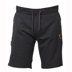 Fox Collection Black Orange Lightweight Jogger Shorts 9