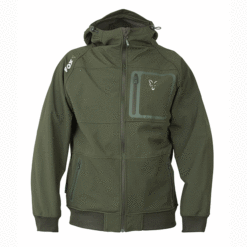 Fox Collection Green Silver Shell Hoody 10