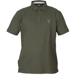 Fox Collection Green Silver Polo Shirt 10