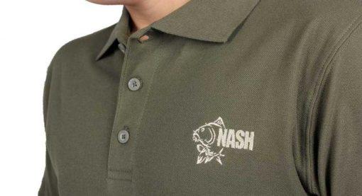 Nash Polo Shirt green 4