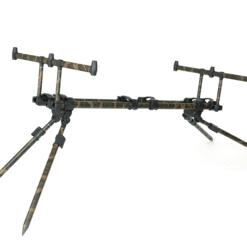 Fox Ranger MKII Camo 3 Rod Pod 10