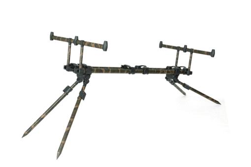 Fox Ranger MKII Camo 3 Rod Pod 4