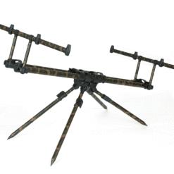 Fox Ranger MKII Camo 4 Rod Pod 10