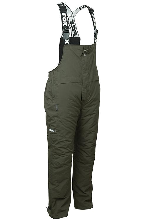 Fox Green/Silver Carp Winter Suit 4