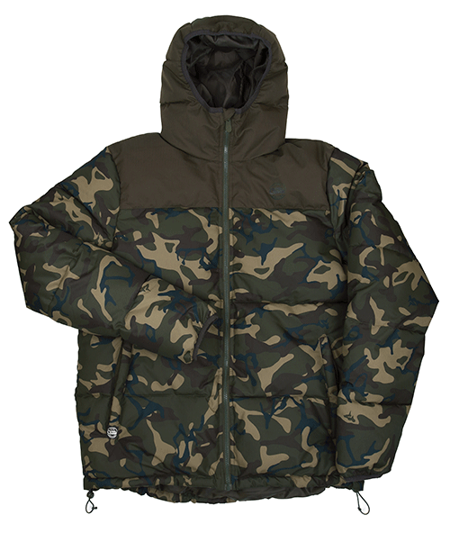 Fox Chunk Camo Khaki RS Jacket 4