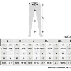 Fox Collection Green Silver Lightweight Jogger Shorts 5