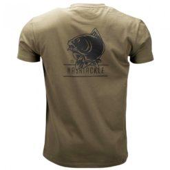 Nash Tackle T-Shirt Green 5