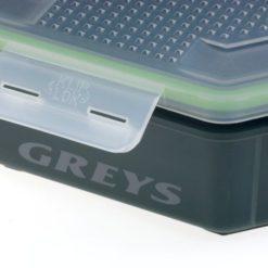 Greys Klip-Lok Perforierte Köderbox 10