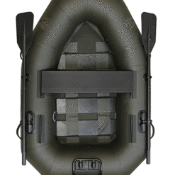 Fox 180 Inflatable Boat Green with Slat Floor 10