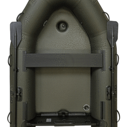 Fox 240 Inflatable Boat Green with Air Deck 10