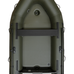Fox 290 Inflatable Boat Green with Air Deck 10