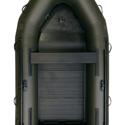 Fox 320 Inflatable Boat Green with Air Deck 10
