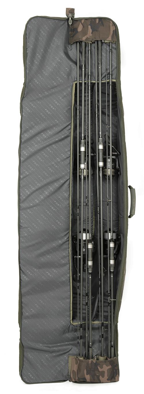 Fox Camolite Rod Case 10ft. 2+2 Rod Case 4