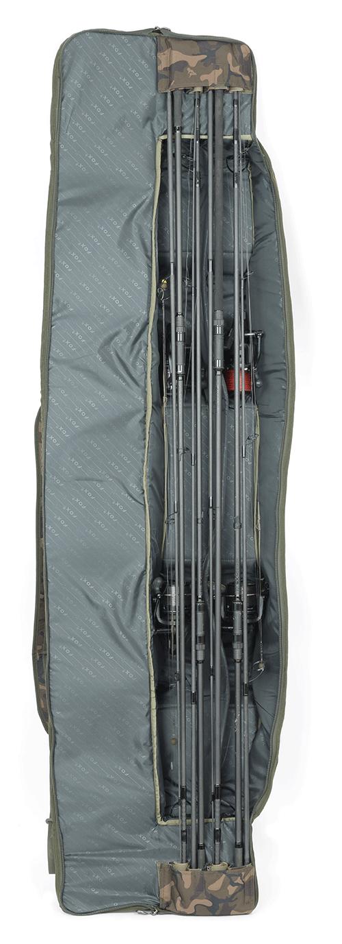 Fox Camolite Rod Case 12ft. 2+2 Rod Case 4