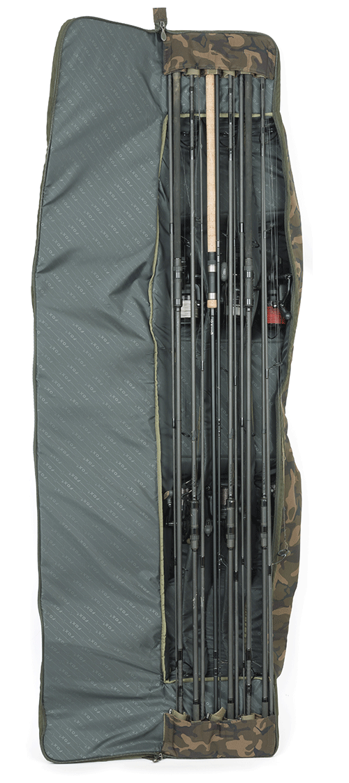 Fox Camolite Rod Case 13ft. 3+3 Rod Case 4