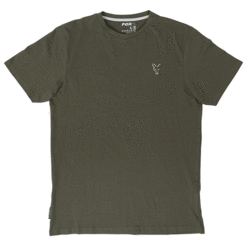 Fox Collection Green Silver T-Shirt 8