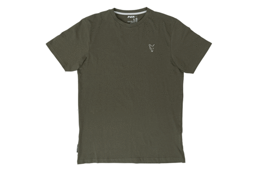 Fox Collection Green Silver T-Shirt 5
