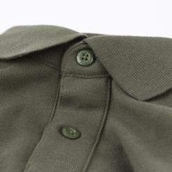 Fox Collection Green Silver Polo Shirt 11