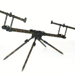 Fox Ranger MKII Camo 3 Rod Pod 11