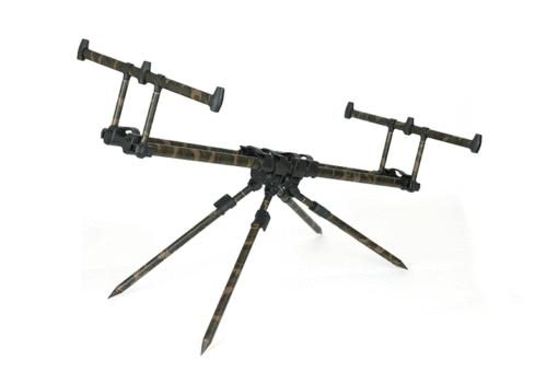 Fox Ranger MKII Camo 3 Rod Pod 5