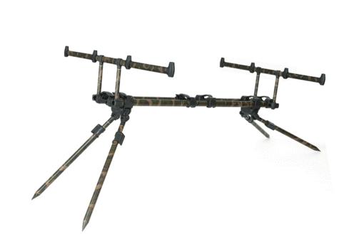 Fox Ranger MKII Camo 4 Rod Pod 5