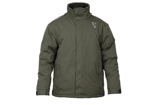 Fox Green/Silver Carp Winter Suit 5