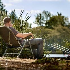 Trakker Levelite Longback Recliner Chair 8