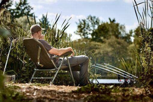 Trakker Levelite Longback Recliner Chair 5