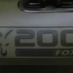 Fox 200 Inflatable Boat Green with Slat Floor 11