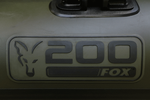 Fox 200 Inflatable Boat Green with Slat Floor 5