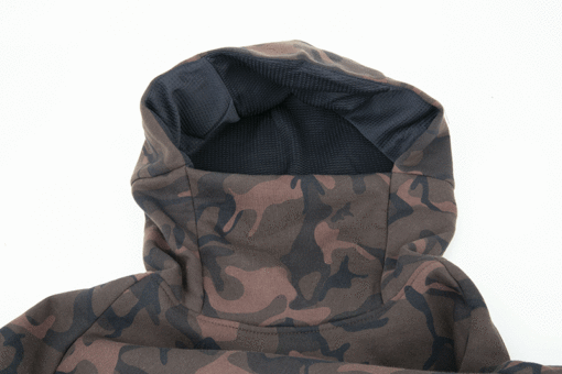 Fox Chunk Camo Edition Funnel Neck Hoodie 5