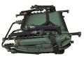 EHMANNS Pro Zone Advantage 3-Leg Bedchair 7