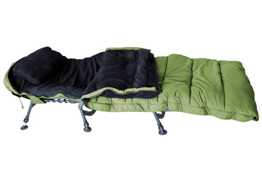 EHMANNS Pro Zone DLX 4 Season Sleeping Bag Schlafsack 5