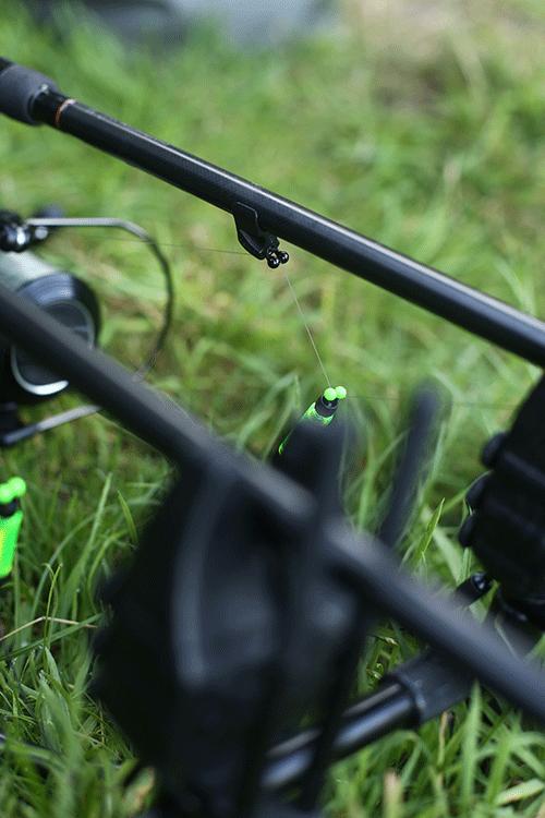 Fox Black Label Adjustable Rod Clip 6
