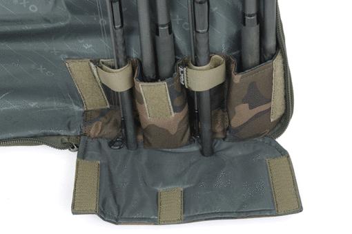 Fox Camolite Rod Case 10ft. 2+2 Rod Case 6
