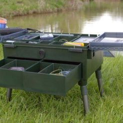 Nash Box Logic Tackle Station Side Tables 9
