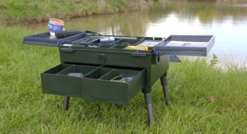 Nash Box Logic Tackle Station Side Tables 6