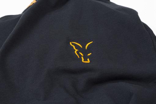 Fox Collection Black Orange T-Shirt 6