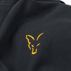 Fox Collection Black Orange Polo Shirt 11